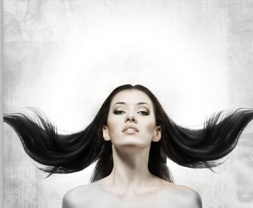 Montage photo Tutoriel pour créer un montage photo Poker girl avec photoshop
