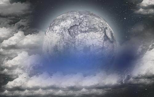 Un univers mysthique avec photoshop