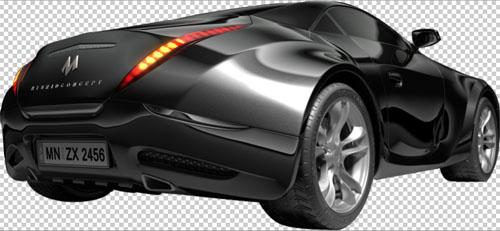 ismailx1 un effet de vitesse sur une voiture de sport. Black Bedroom Furniture Sets. Home Design Ideas