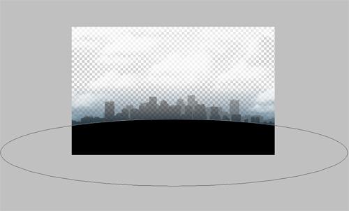 Une fantastique composition avec un effet de crépuscule version 2