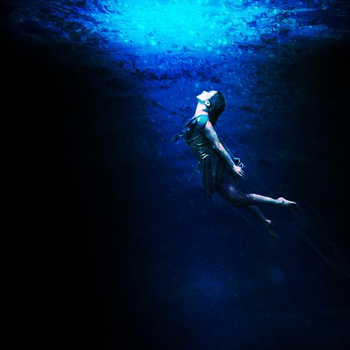 Un montage réaliste sous les mers avec photoshop