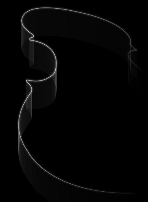 Tuto photoshop Une guitare avec des effets abstraits