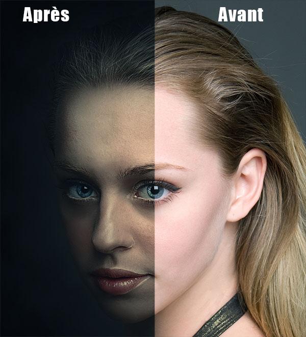 本教程概述如何提高與Adobe Photoshop照片