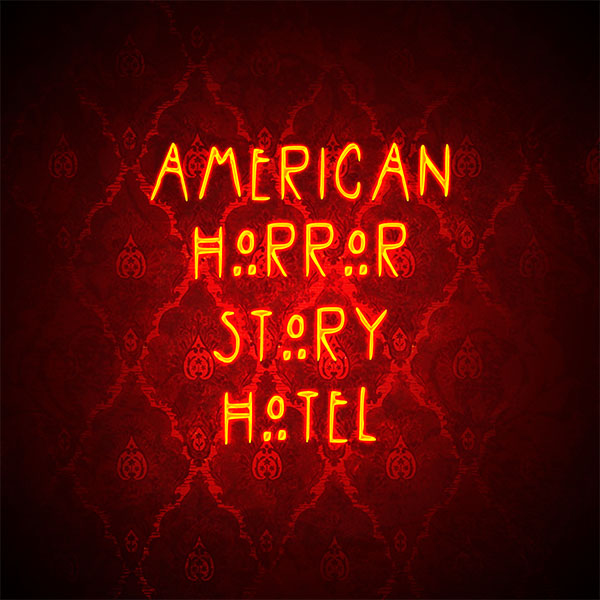 美國恐怖故事酒店式