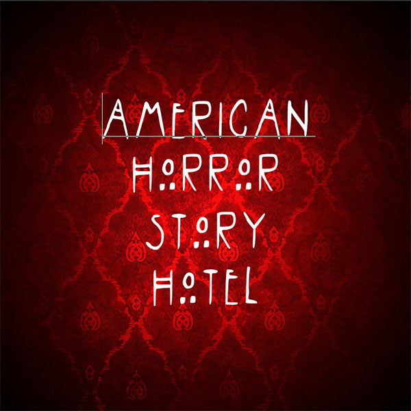 American horror story hotel style