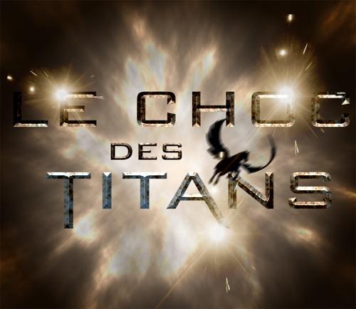 Créer l'affiiche du film le choc des titans avec photoshop