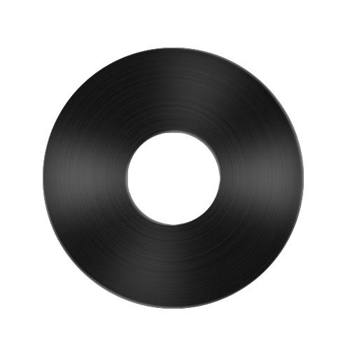 cr u00e9er un disque vinyle r u00e9aliste avec photoshop