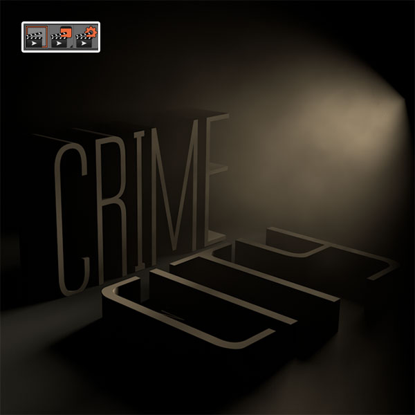 Tuto Cinema 4D et Photoshop Crime in the City