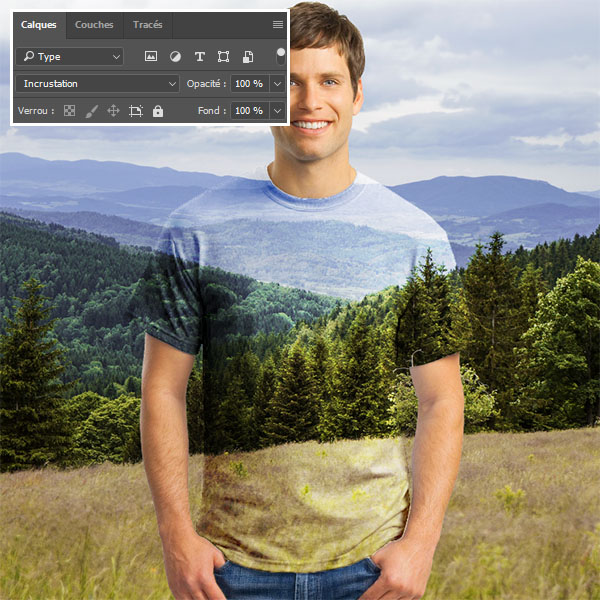 Tutorial de Photoshop de efecto de ropa invisible