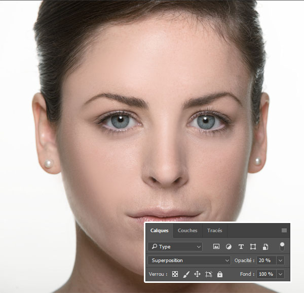 Retoucher un visage avec Photoshop