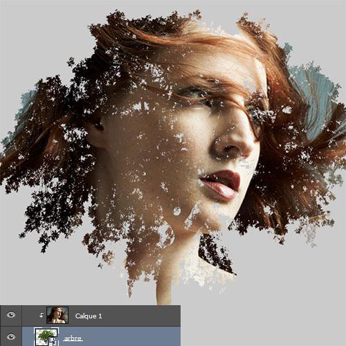 tutoriel double exposition avec photoshop