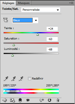 فوتوشوب البرنامج التعليمي من قبل مجموعة بني داكن اللون