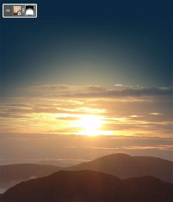 Tutoriel paysage coucher de soleil photoshop cc 2017 - Heure coucher soleil lille ...