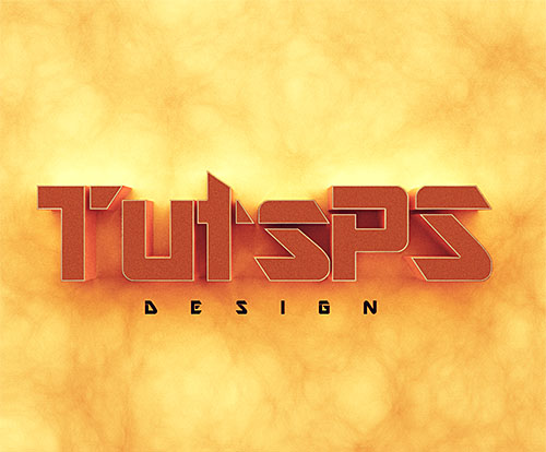 Realiser Un Texte 3D Tuto Photoshop Cc