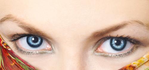 Tutoriel Sur-briller les yeux avec photoshop