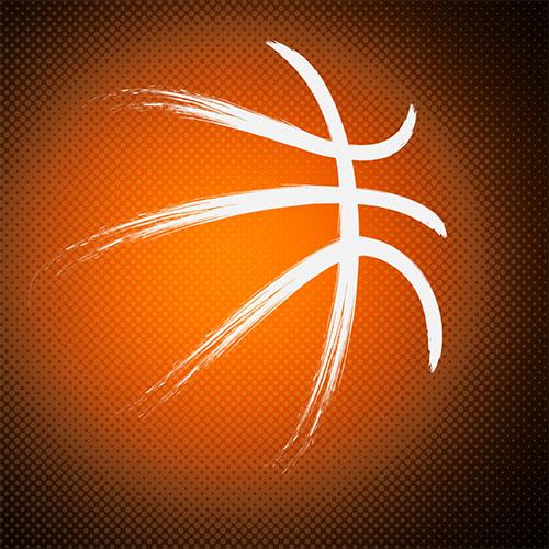 Un Panier De Basket En Feu Avec Photoshop Tuto Photoshop Les