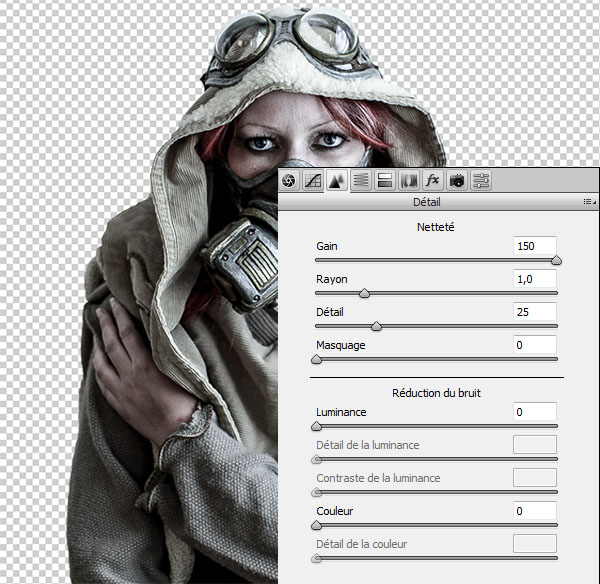 教程Photoshop中的Camera Raw過濾器