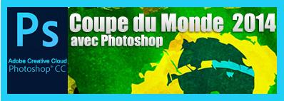 Inspiration tuto photoshop les meilleurs tutoriaux - Coupe du monde de la fifa bresil ps ...