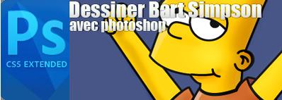 Dessin tuto photoshop les meilleurs tutoriaux photoshop fran ais parmis les tutoriaux - Comment dessiner bart simpson ...