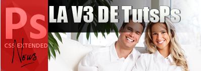 La V3 de tutsps