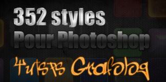 style de calque pour photoshop cs5
