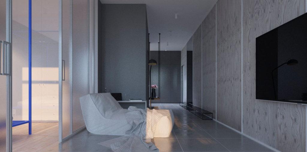 Design Architecture Intérieur par Igor Sirotov