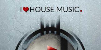 i love house music photomanipulation