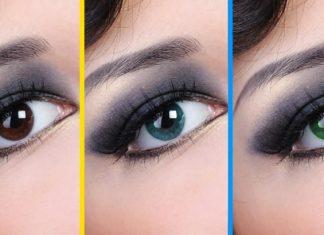 Changer la couleur des Yeux avec Photoshop