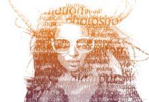 Transformer un visage en portrait typographique