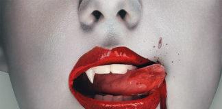Transformer un visage en vampire