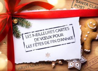 Réaliser les meilleures cartes de vœux pour les fêtes de fin d'année