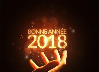 Photo Montage Bonne Année 2018