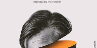 Effet Slice Head avec Photoshop