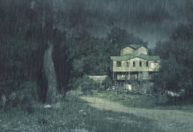 Réaliser un effet de pluie facilement